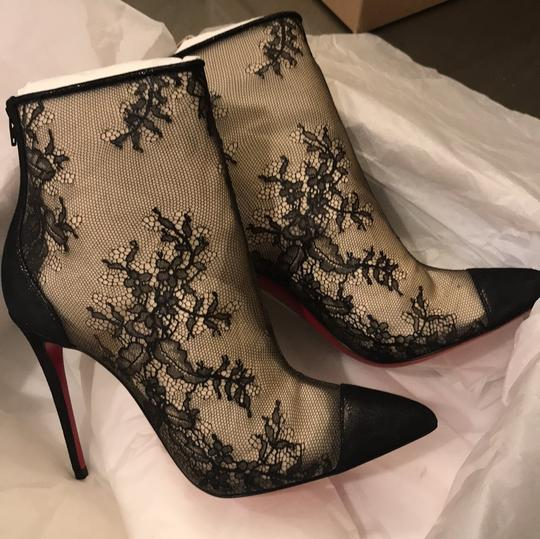 Christian Louboutin black Boots Image 11