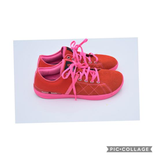 Preload https://img-static.tradesy.com/item/24623377/reebok-red-pink-cross-fit-sneakers-sneakers-size-us-9-regular-m-b-0-0-540-540.jpg