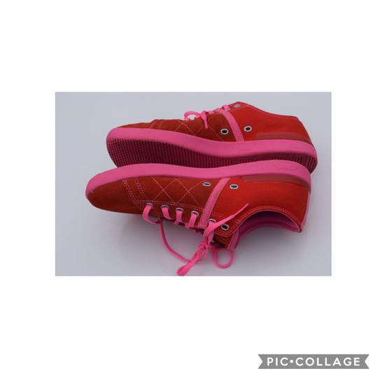 Reebok red-pink Athletic Image 2