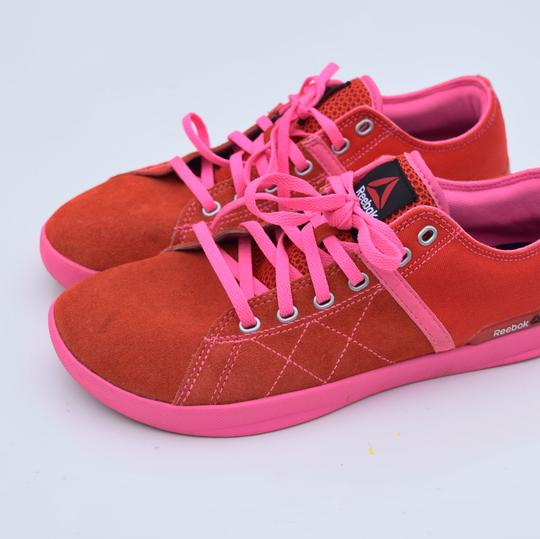 Reebok red-pink Athletic Image 6