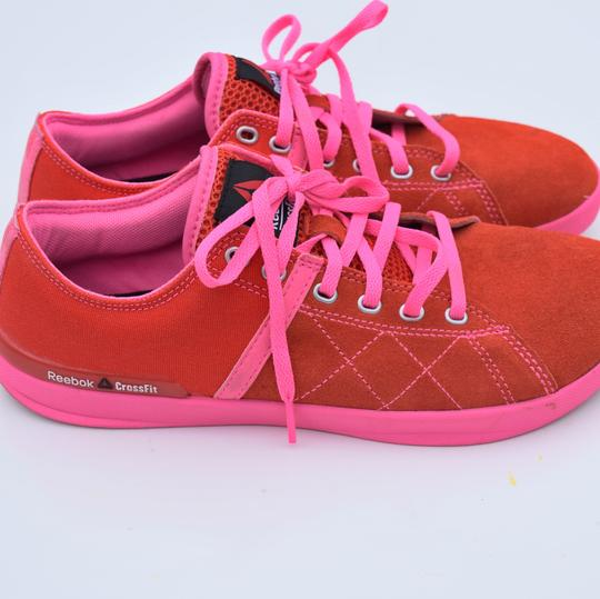 Reebok red-pink Athletic Image 7