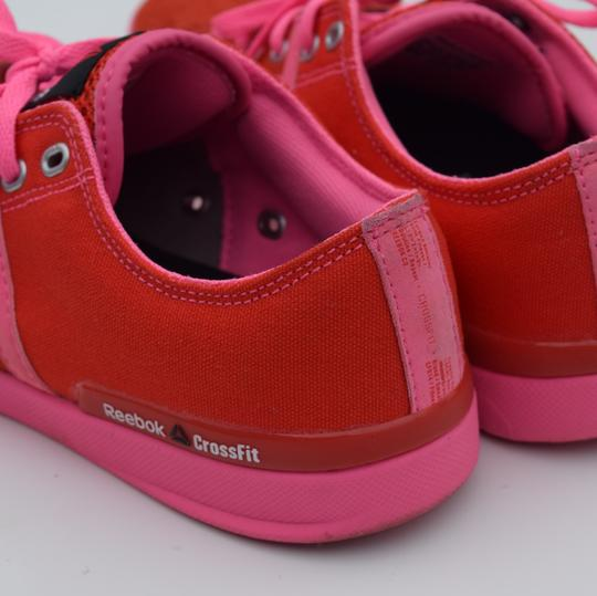 Reebok red-pink Athletic Image 8