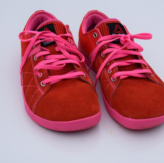 Reebok red-pink Athletic Image 9
