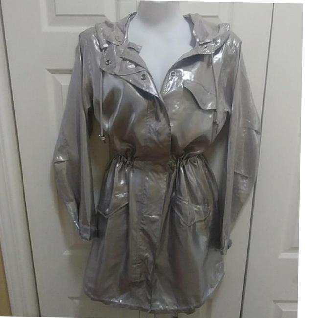 Preload https://item1.tradesy.com/images/calypso-st-barth-silver-tabila-metallic-jacket-size-8-m-24623435-0-6.jpg?width=400&height=650
