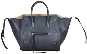 Céline Tote in navy blue
