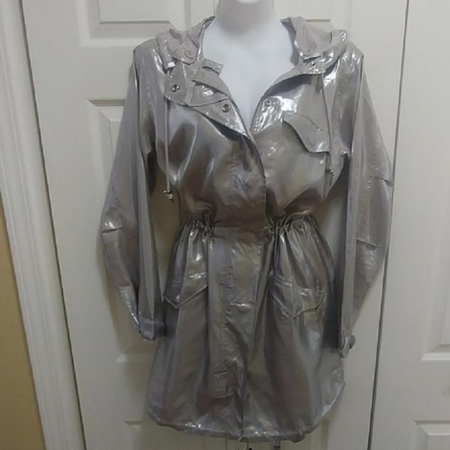 Preload https://item1.tradesy.com/images/calypso-st-barth-silver-tabila-metallic-jacket-size-12-l-24623445-0-4.jpg?width=400&height=650
