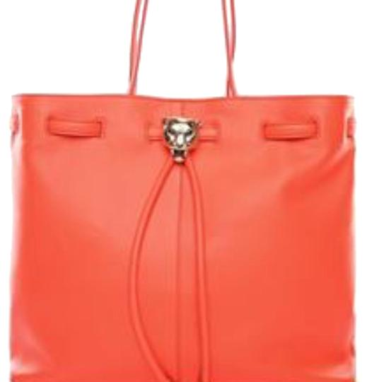 Preload https://img-static.tradesy.com/item/24623453/roberto-cavalli-small-box-vip-fire-red-woman-leather-bag-tote-0-1-540-540.jpg
