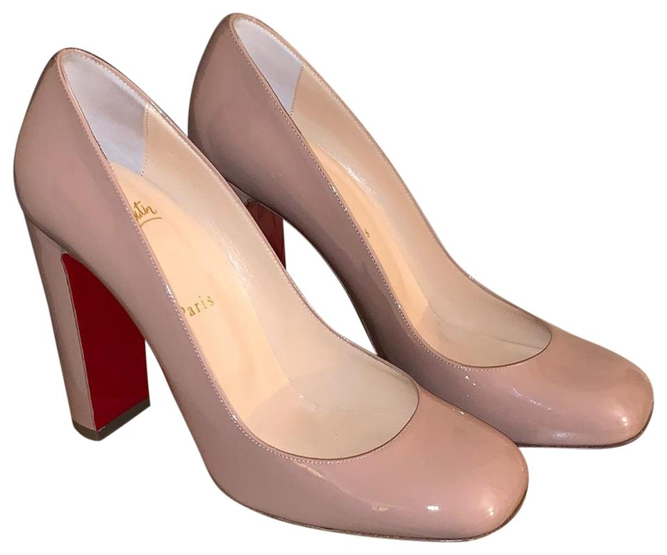 premium selection 8473e 7fb03 Nude Cadrilla 100 Pumps