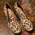 J.Crew Leopard (Brown/Tan) Wedges Image 6