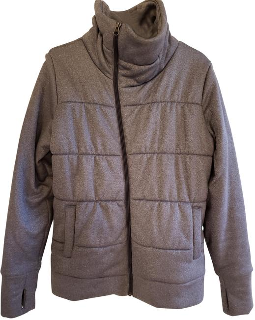 Preload https://img-static.tradesy.com/item/24623554/the-north-face-charcoal-grey-asymmetrical-zipper-activewear-outerwear-size-8-m-0-1-650-650.jpg