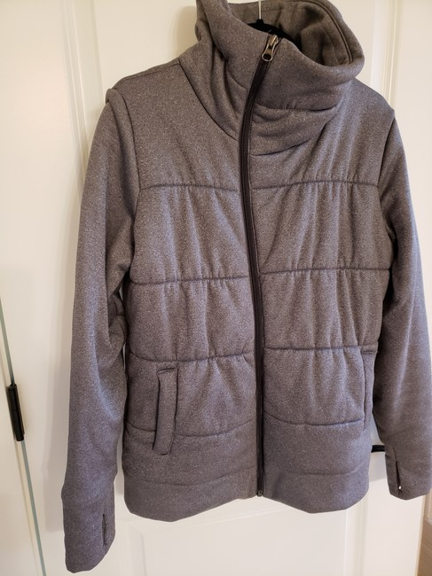 The North Face The North Face Asymmetrical Zipper Jacket Image 2
