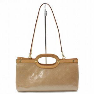 Louis Vuitton Alma Maple Drive Evening Street Ave Tote in Beige