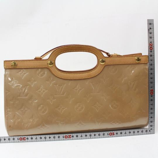 Louis Vuitton Alma Maple Drive Evening Street Ave Tote in Beige Image 5