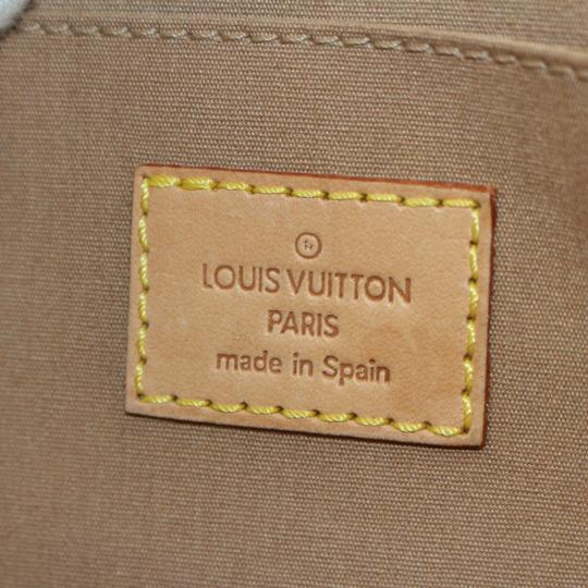 Louis Vuitton Alma Maple Drive Evening Street Ave Tote in Beige Image 9