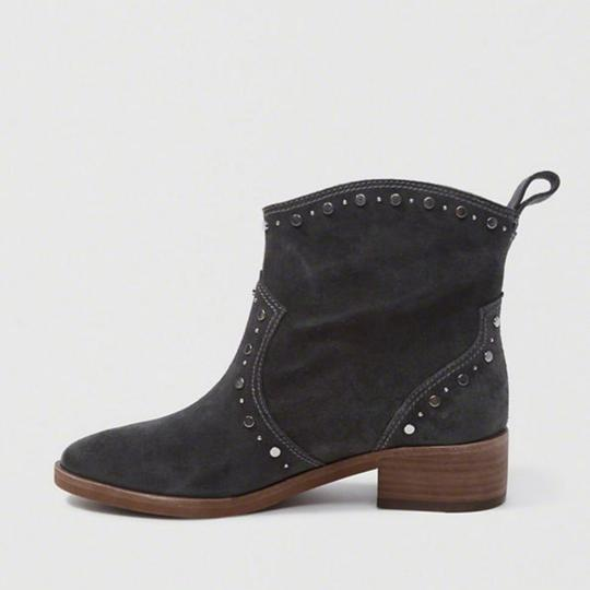 Dolce Vita Gray Boots Image 2