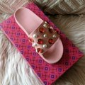 Tory Burch Pink Sandals Image 2