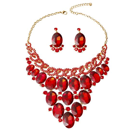 Preload https://img-static.tradesy.com/item/24623689/red-crystal-bib-necklace-0-0-540-540.jpg