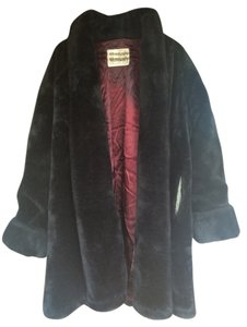 Monterey Bay Fur Coat