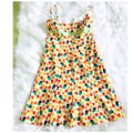 Shoshanna short dress multi color Floral Ribbon Bow Spaghetti Strap on Tradesy Image 1