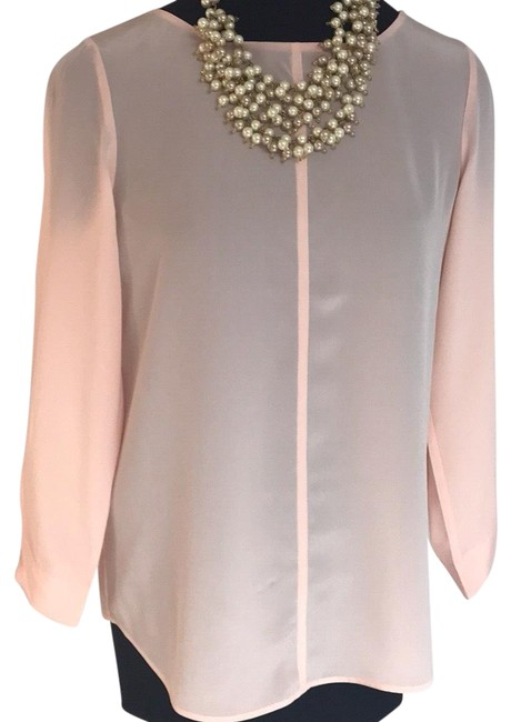 Banana Republic Top Pink Image 0