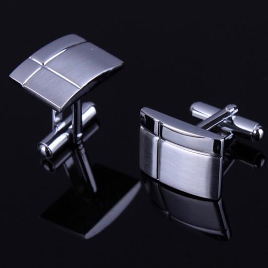 NA Men's French Shirt Cuff Links Image 2
