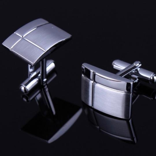 NA Men's French Shirt Cuff Links Image 4