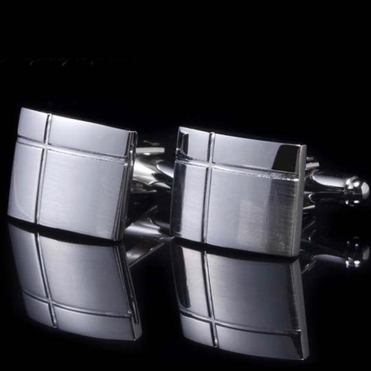 NA Men's French Shirt Cuff Links Image 5