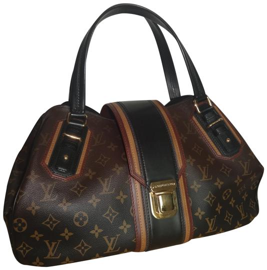Preload https://img-static.tradesy.com/item/24624288/louis-vuitton-griet-monogram-mirage-limited-edition-brown-canvasleather-tote-0-1-540-540.jpg