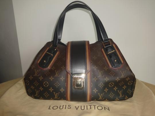 Louis Vuitton Limited Edition Mirage Griet Tote in Brown