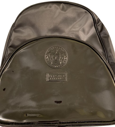 Preload https://img-static.tradesy.com/item/24624368/versace-medusa-head-with-dustbag-black-faux-leather-backpack-0-1-540-540.jpg