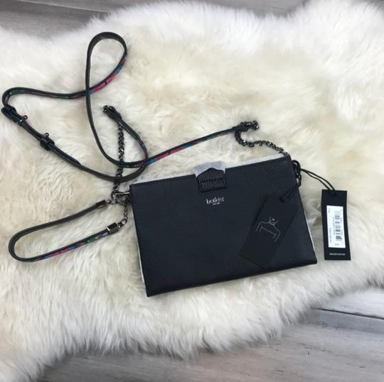 Botkier Embroidered Cross Body Bag