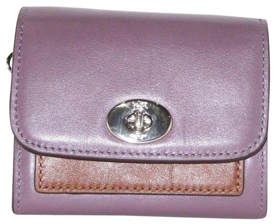 Preload https://img-static.tradesy.com/item/24624438/michael-kors-charm-flap-coin-wallet-eggplant-purplesaddle-leather-wristlet-0-2-540-540.jpg