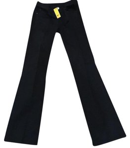Tory Burch New Fall New With Tags New Winter Boot Cut Jeans-Dark Rinse - item med img