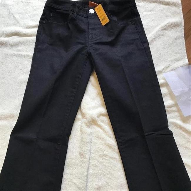 Tory Burch New Fall New With Tags New Winter Boot Cut Jeans-Dark Rinse