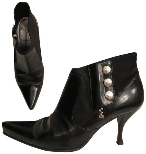 Preload https://img-static.tradesy.com/item/24624552/dolce-and-gabbana-black-patent-leather-bootsbooties-size-eu-37-approx-us-7-regular-m-b-0-1-540-540.jpg