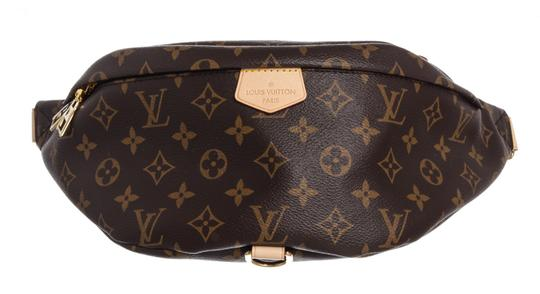 Preload https://img-static.tradesy.com/item/24624555/louis-vuitton-bumbag-monogram-waist-brown-coated-canvas-and-leather-cross-body-bag-0-0-540-540.jpg