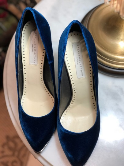 Stella McCartney blue Pumps