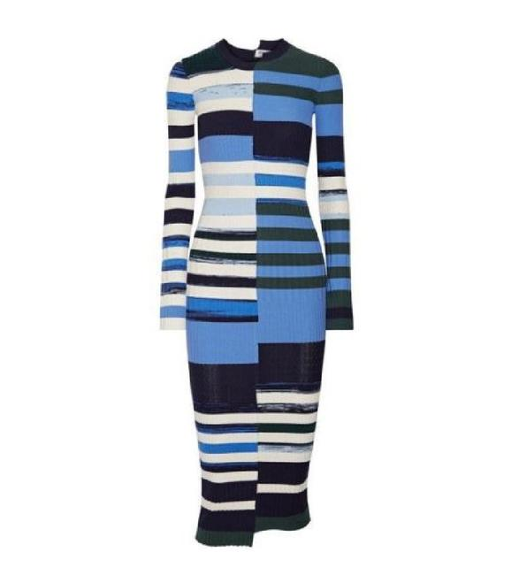 Preload https://img-static.tradesy.com/item/24624686/opening-ceremony-blue-bias-cut-striped-space-dye-sweater-long-casual-maxi-dress-size-4-s-0-1-650-650.jpg