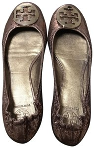 Tory Burch bronze Flats