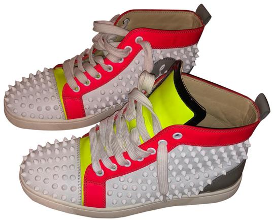 Preload https://img-static.tradesy.com/item/24624735/christian-louboutin-green-white-pink-spiked-sneakers-sneakers-size-eu-395-approx-us-95-regular-m-b-0-1-540-540.jpg
