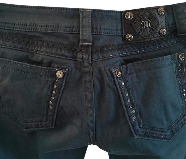 Preload https://img-static.tradesy.com/item/24624764/miss-me-dark-green-pants-size-6-s-28-0-2-650-650.jpg