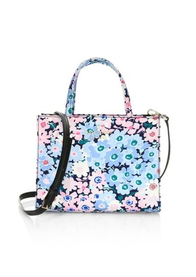 Preload https://img-static.tradesy.com/item/24624772/kate-spade-pxru9083-watson-lane-daisy-garden-sam-tote-floral-print-nylon-with-leather-trim-satchel-0-0-540-540.jpg