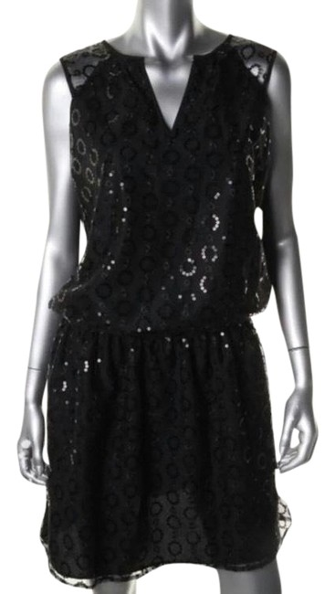 Preload https://img-static.tradesy.com/item/24624795/qmack-black-mid-length-cocktail-dress-size-8-m-0-1-650-650.jpg