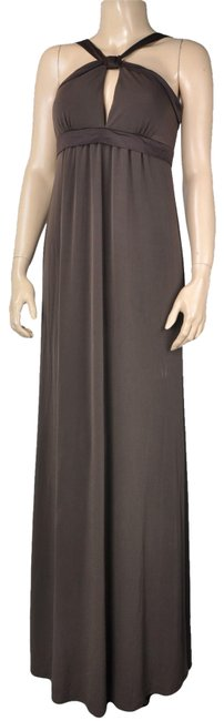 Preload https://img-static.tradesy.com/item/24624797/max-and-cleo-brown-empire-waist-keyhole-long-casual-maxi-dress-size-6-s-0-1-650-650.jpg