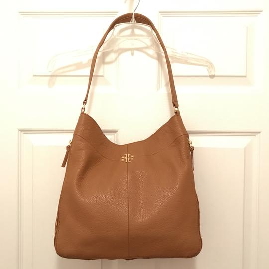 Tory Burch Purse Handbag Shoulder Expandable Tote Hobo Bag