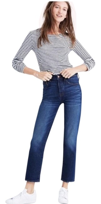 Preload https://img-static.tradesy.com/item/24624808/madewell-blue-lana-wash-high-rise-cruiser-straight-crop-raw-hem-capricropped-jeans-size-23-00-xxs-0-1-650-650.jpg