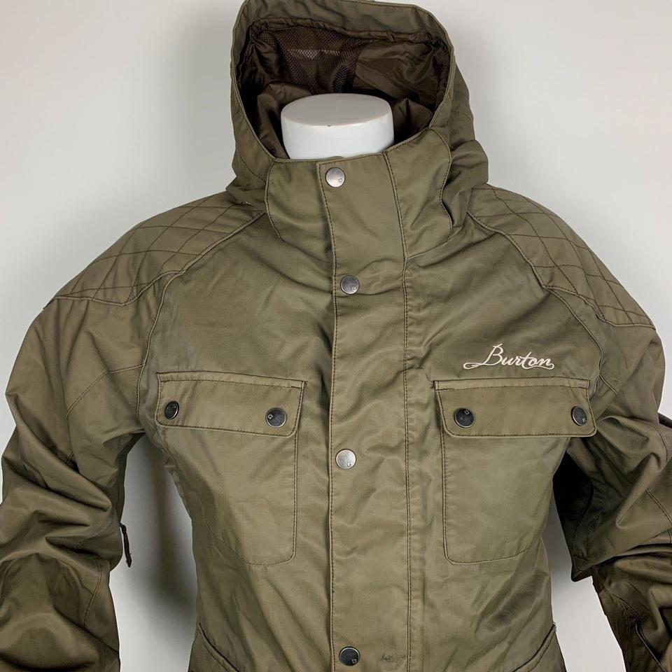 544809b1e95 Burton Green Brown 2 1 System 3-in-1 Winter Jacket Women S ...