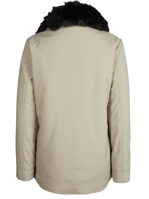Love Moschino Polyester Pea Coat
