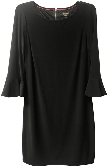 Preload https://img-static.tradesy.com/item/24624907/laundry-by-shelli-segal-black-zoie-jersey-mid-length-workoffice-dress-size-2-xs-0-1-650-650.jpg
