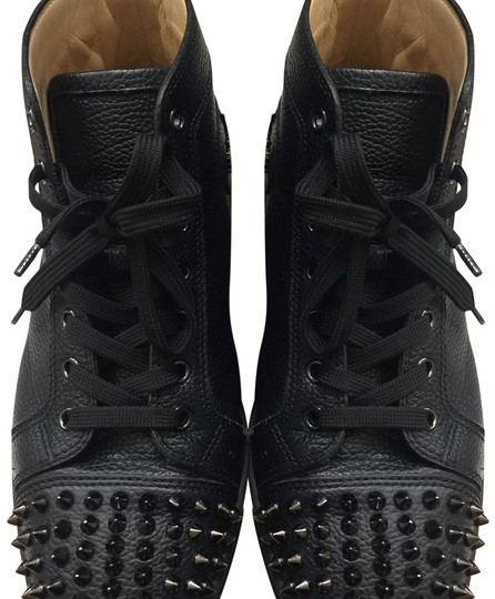 Preload https://img-static.tradesy.com/item/24624923/christian-louboutin-lou-spikes-men-s-flat-sneakers-size-us-65-regular-m-b-0-1-540-540.jpg